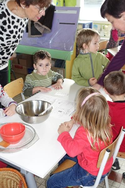 Atelier cuisine en maternelle - Atelier cuisine maternelle ...